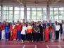 Wushu team and taiji team exams 2018